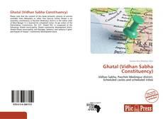 Buchcover von Ghatal (Vidhan Sabha Constituency)