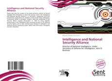 Bookcover of Intelligence and National Security Alliance