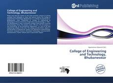Bookcover of College of Engineering and Technology, Bhubaneswar