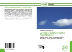 Capa do livro de Jaynagar (Vidhan Sabha Constituency)