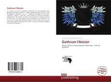 Buchcover von Guthrum l'Ancien