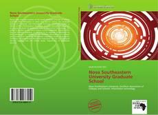 Bookcover of Nova Southeastern University Graduate School