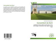 Buchcover von Earcombert de Kent