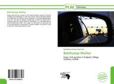 Bookcover of Belchamp Walter