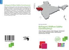 Bookcover of Kaliaganj (Vidhan Sabha Constituency)