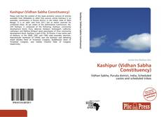 Bookcover of Kashipur (Vidhan Sabha Constituency)