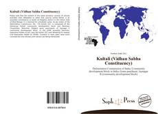 Bookcover of Kultali (Vidhan Sabha Constituency)
