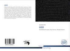 Bookcover of LIGO