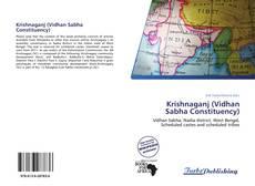 Capa do livro de Krishnaganj (Vidhan Sabha Constituency)