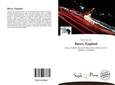 Capa do livro de Bures, England