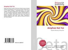 Bookcover of Amphoe Hat Yai