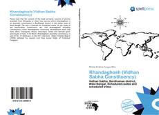 Bookcover of Khandaghosh (Vidhan Sabha Constituency)