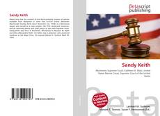 Bookcover of Sandy Keith