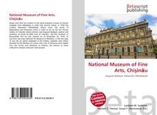 Bookcover of National Museum of Fine Arts, Chişinău