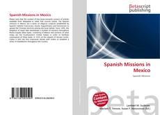 Spanish Missions in Mexico kitap kapağı