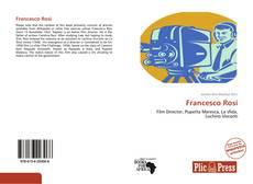 Francesco Rosi的封面