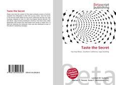 Bookcover of Taste the Secret