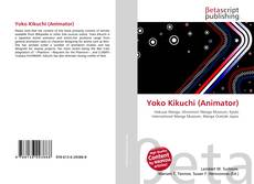 Copertina di Yoko Kikuchi (Animator)