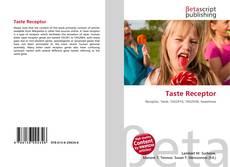 Capa do livro de Taste Receptor