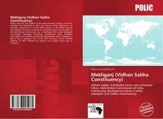 Capa do livro de Mekliganj (Vidhan Sabha Constituency)
