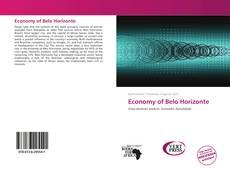 Copertina di Economy of Belo Horizonte