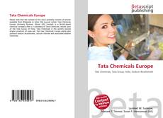 Bookcover of Tata Chemicals Europe