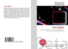 Bookcover of Twin Signal
