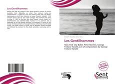 Couverture de Les Gentilhommes