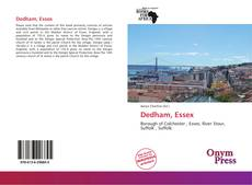 Dedham, Essex kitap kapağı