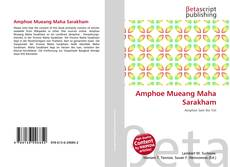 Bookcover of Amphoe Mueang Maha Sarakham