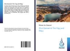 Dhul Qarnain & The Yajuj and Majuj kitap kapağı