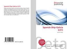 Обложка Spanish Ship Galicia (L51)