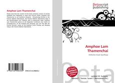 Bookcover of Amphoe Lam Thamenchai