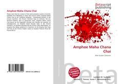 Bookcover of Amphoe Maha Chana Chai