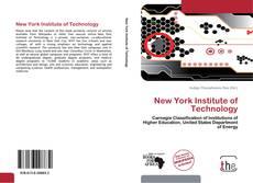 Обложка New York Institute of Technology