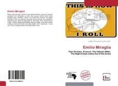 Portada del libro de Emilio Miraglia