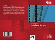 Обложка Heiðrikur á Heygum