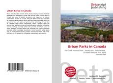 Bookcover of Urban Parks in Canada