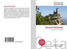 Bookcover of Baronie Rosendal