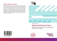 Bookcover of Digital Artifactual Value
