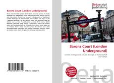 Bookcover of Barons Court (London Underground)