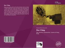 Bookcover of Doe Ching