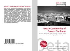 Обложка Urban Community of Greater Toulouse