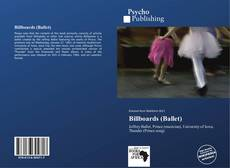 Capa do livro de Billboards (Ballet)