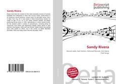 Bookcover of Sandy Rivera