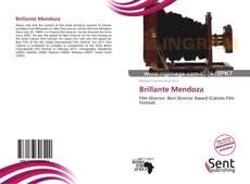 Couverture de Brillante Mendoza