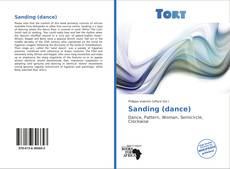 Bookcover of Sanding (dance)