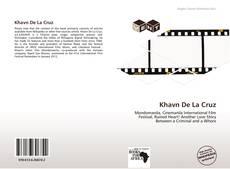 Portada del libro de Khavn De La Cruz