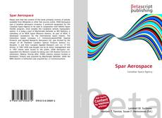 Bookcover of Spar Aerospace