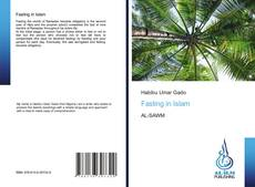 Bookcover of Fasting in Islam
